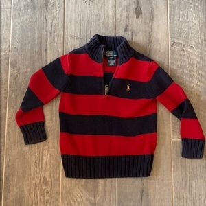 Ralph Lauren polo boys sweater